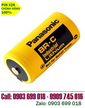 PANASONIC BR-C; Pin nuôi nguồn PLC Panasonic BR-C lithium 3v  C 5000mAh chính hãng _ Made in Japan