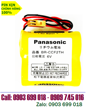 PANASONIC BR-CCF2TH; Pin Pansonic BR-CCF2TH lithium 6V chính hãng _Made in Japan