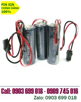 Maxell CR17450; Pin nuôi nguồn Maxell CR17450 lithium 3.6v _Xuất xứ Nhật