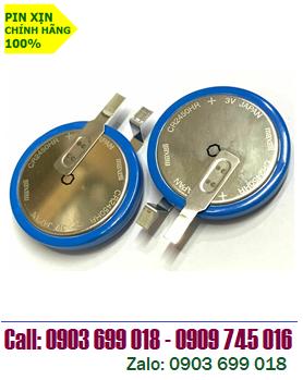 Maxell CR2450HR; Pin Maxell CR2450HR lithium 3V High Temperature 125℃ (loại chân thép) _Japan