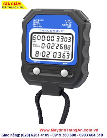 Traceable 1025 _Đồng hồ bấm giây 60 Laps Traceable 1025 ® 60-Memory Stopwatch _ Đã được hiệu chuẩn tại Mỹ _Bảo hành 1 năm
