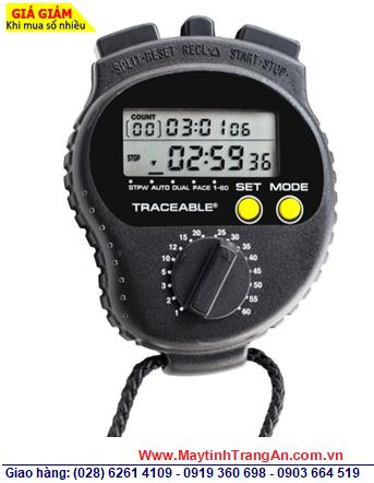 Traceable 1035; Đồng hồ bấm giây Đếm Lùi 1035 Traceable@Dual-Display Digital chính hãng Control USA   HẾT HÀNG