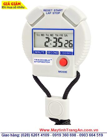 Traceable 1037 _Đồng hồ bấm giây 1037 Traceable® Stopwatch/Chronograph _Đã được hiệu chuẩn tại Mỹ _Bảo hành 1 năm