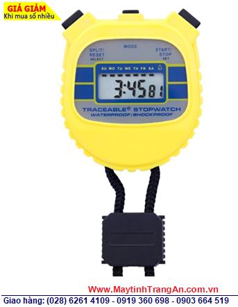 Traceable 1042 _Đồng hồ bấm giây 1042 Traceable® Waterproof/Shockproof Stopwatch _Đã được hiệu chuẩn tại Mỹ