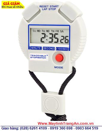 Traceable 1044; Đồng hồ bấm giây Stopwatch 1044 Traceable® Jumbo-Digit Stopwatch chính hãng Traceable USA  Đã được hiệu chuẩn tại Mỹ