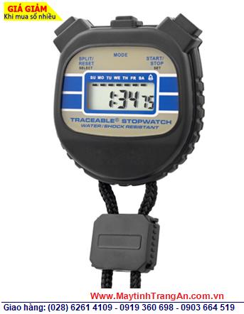 Traceable 1045 _Đồng hồ bấm giây 1045 Traceable® Water-/Shock-Resistant Stopwatch _Đã được hiệu chuẩn tại Mỹ