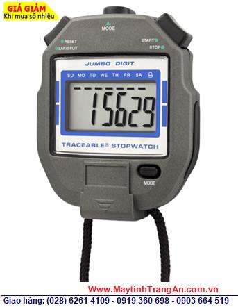 Traceable 1051; Đồng hồ bấm giây Đếm tiến Control 1051 Traceable® Jumbo-Digit Stopwatch chính hãng Control USA