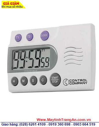 Traceable 5014 _Đồng hồ đếm lùi đếm tiến 02 kênh 5014 Extra-Extra-Loud Traceable® Timer _Đã được hiệu chuẩn tại Mỹ (USA)