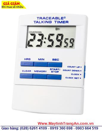 Traceable 5015 _Đồng hồ hẹn giờ đếm lùi có TIẾNG NÓI 5015 Talking Traceable Timer