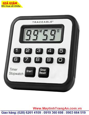Traceable 5020 _Đồng hồ bấm giờ đếm lùi đếm tiến 5020 Traceable® Alarm Timer/Stopwatch _Đã được hiệu chuẩn tại Mỹ