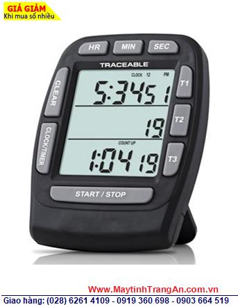 Traceable 5025 _Đồng hồ đếm lùi đếm tiến 03 kênh 5025 Traceable® Triple-Display Timer _Đã được hiệu chuẩn tại Mỹ