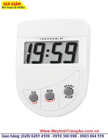 Traceable 5026 _Đồng hồ bấm giây đếm lùi đếm tiến 5026 Traceable® QC Timer _Đã hiệu chuẩn tại Mỹ