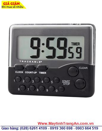 Traceable 5027 _Đồng hồ bấm giây đếm lùi đếm tiến 5027 Traceable® Triple-Purpose Timer _Đã hiệu chuẩn tại Mỹ
