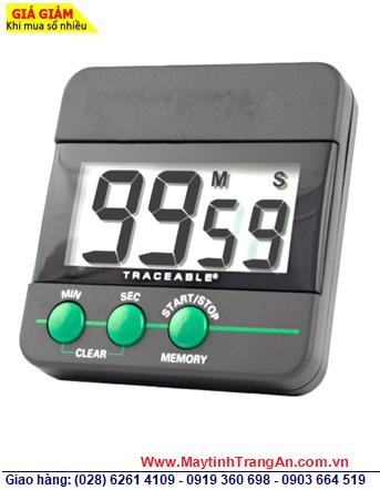 Traceable 5028 _Đồng hồ bấm giây đếm lùi đếm tiến 5028 Traceable® 99M/59S Timer _Đã được hiệu chuẩn tại Mỹ (USA)
