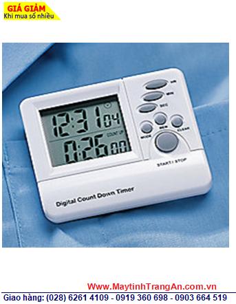 Traceable 5127 _Đồng hồ đếm lùi đếm tiến 02 kênh 5127 Traceable® Double Display Timer _Đã được hiệu chuẩn tại Mỹ